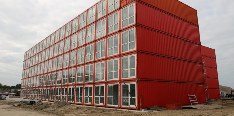 Containers header
