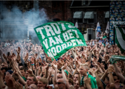 FC Groningen supporters